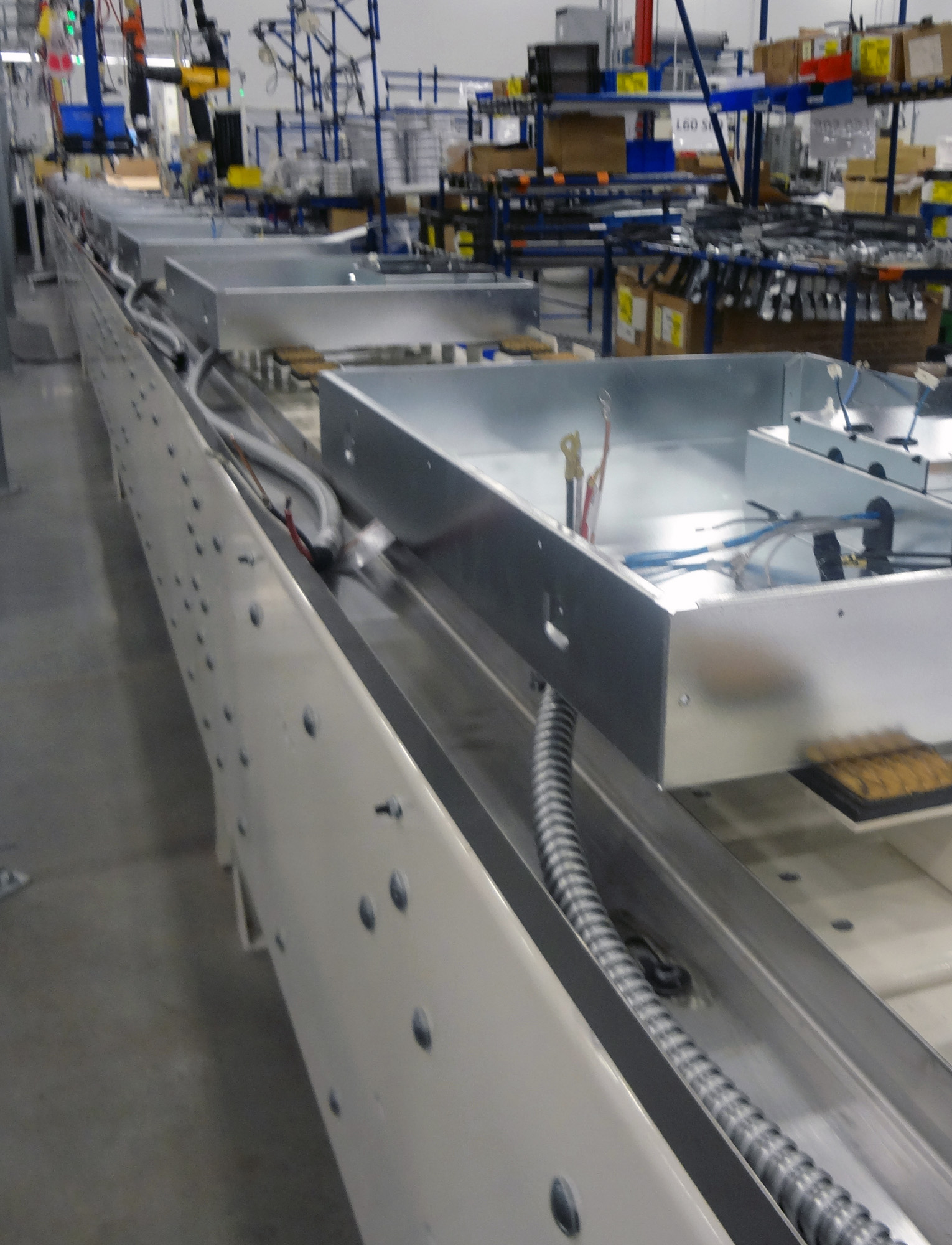 Cook top assembly