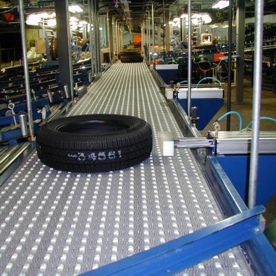Car tire production